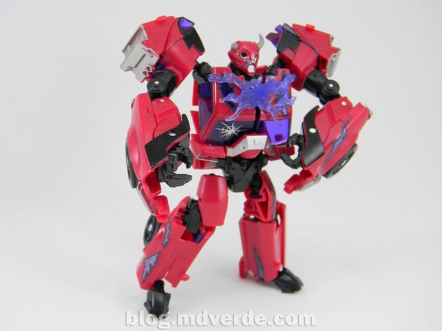 Transformers Terrorcon Cliffjumper Rust In Piece Deluxe - Prime SDCC - modo robot