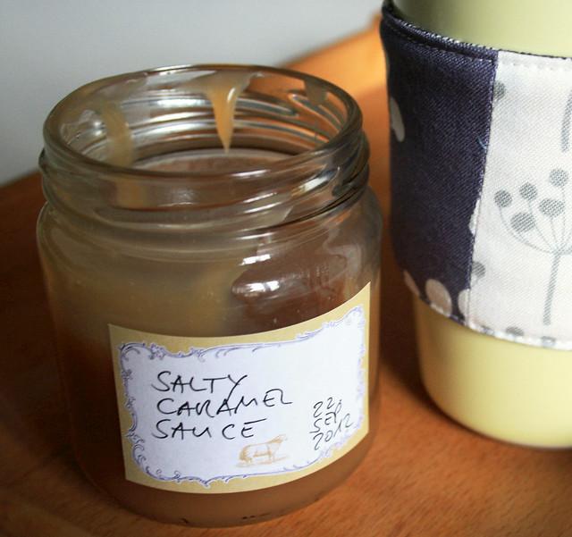 salty caramel sauce