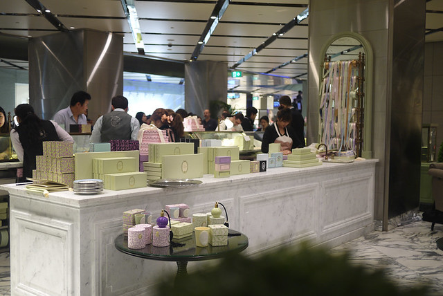 Ladurée Cafe & Store Now Open in Sydney