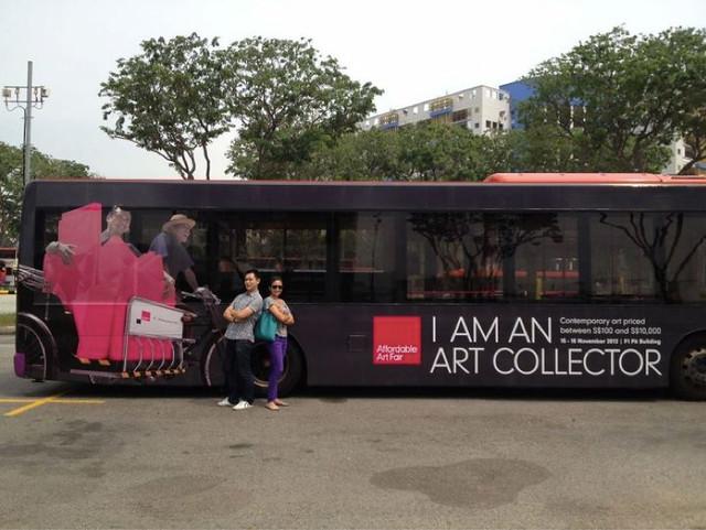 Affordable Art Fair Singapore 2012