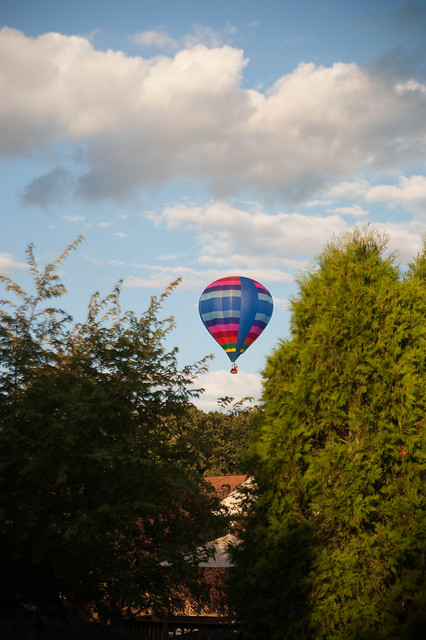 040 Hot air balloon
