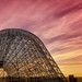 Hangar One, Moffett Air Field by Christopher Chan
