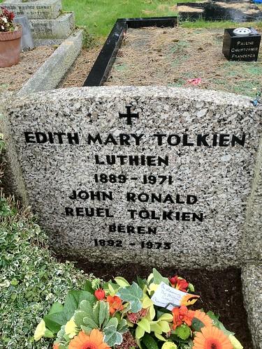 Tolkien's Grave