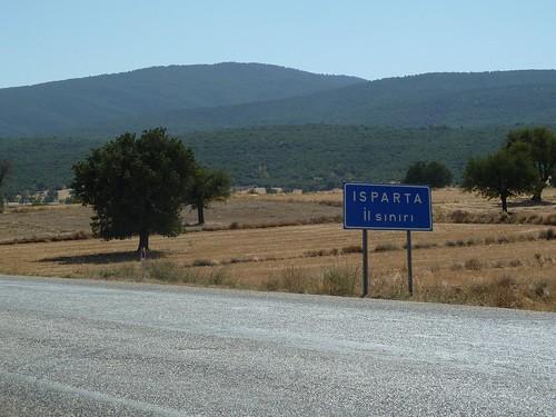 Entering Isparta province by mattkrause1969