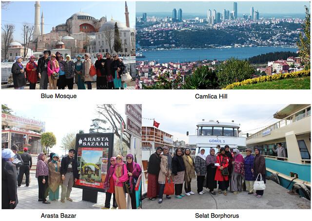Jamaah-umroh-turki-tour-Blue-Mosque-Camlica-Hill-Arasta-Bazar-Selat-Borphorus