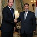 PM with Egyptian President Mursi