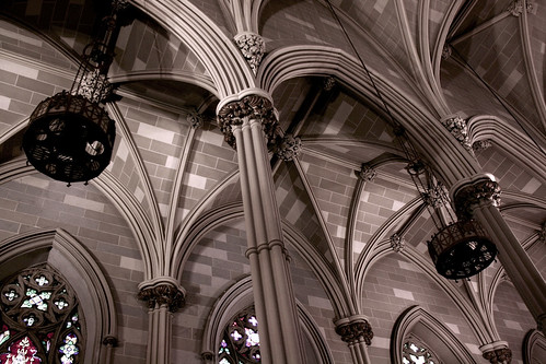 Old St Patrick Cathedral, NYC