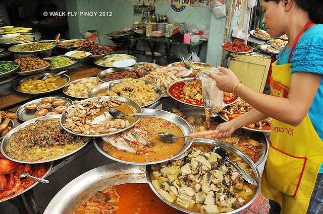 Food Tour in Bangkok Chinatown, Thailand