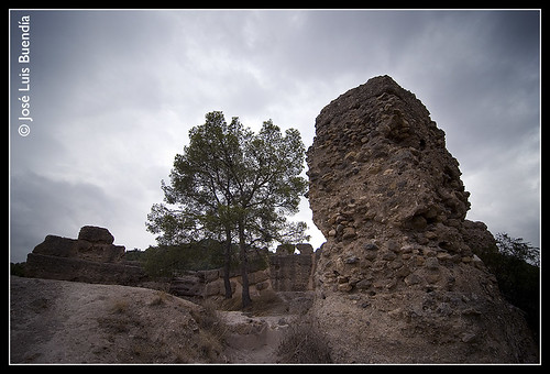 Castillo de La Luz by José Luis Buendía