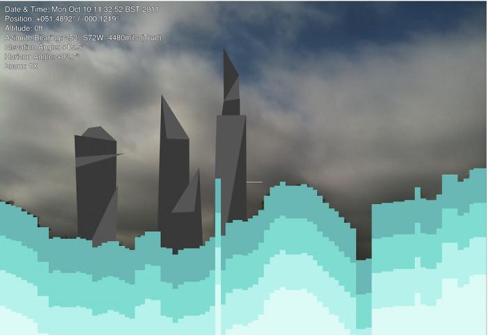 Augmented Skies - Vauxhall