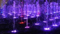magical fountain