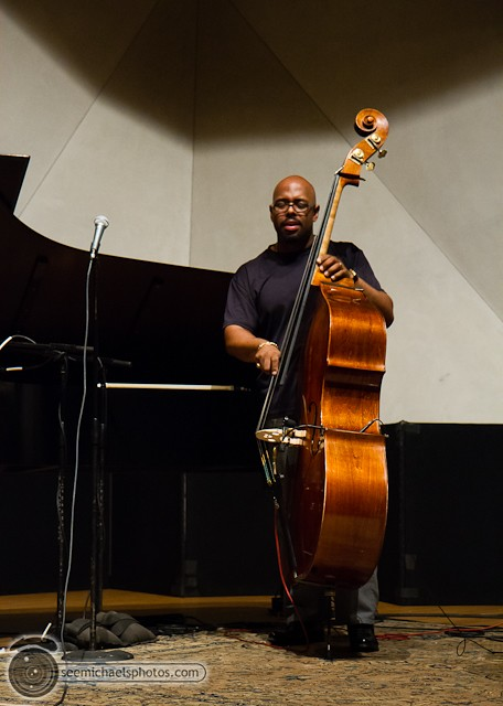 Christian Mcbride Trio at Neurosciences Institute 92412 © Michael Klayman-003