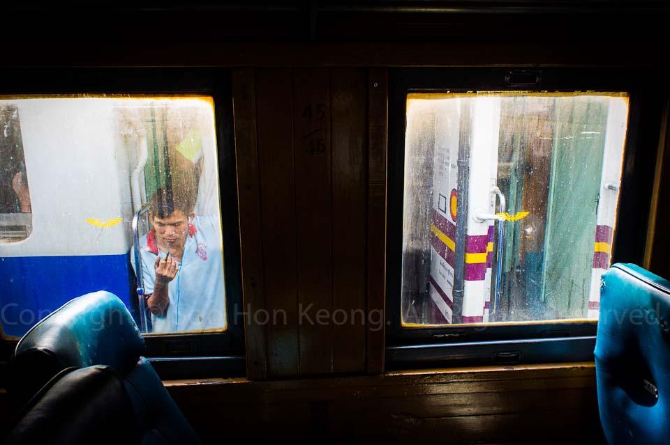 Breather @ Hua Lamphong Railway Station, Bangkok, Thailand
