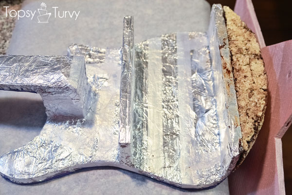barbie-standing-guitar-cake-carved-fondant-frame