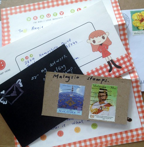 Penpal Letter from Malaysia