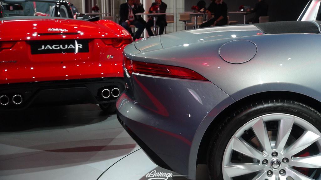 8034738618 f5f5b423f9 b eGarage Paris Motor Show Jaguar
