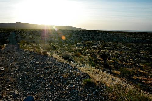 california sunset usa nikon unitedstates desert d70s helendale
