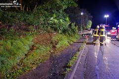Verkehrsunfall mit Fahrerflucht Lahnstraße 29.09.12