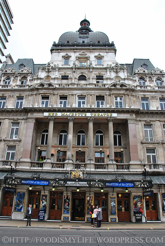 Her Majesty's Theater, London, England