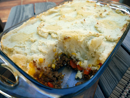 Shepherd's Pie from Cooking Vegan (0034)