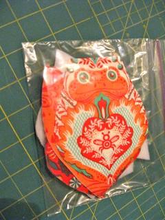frame purse #1