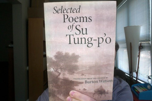Selected Poems of Su Tung-P'o
