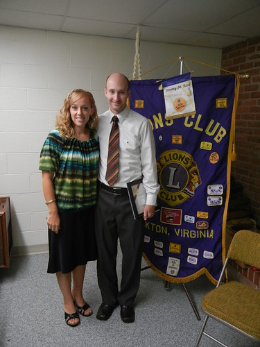 Aug 4 2012 Lee Lion's Club with Ruth
