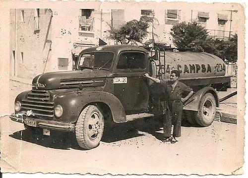 Camió Ford K