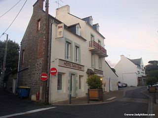 Hotel Saint Quay, Saint Quay Portrieux, Brittany