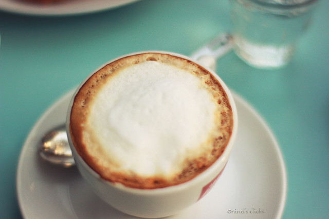 Another coffee / Otro café