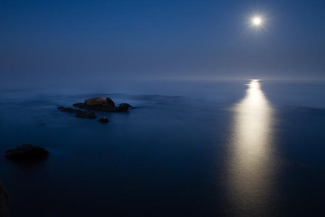 Bird Rock and Windansea at Sunrise 93012 © Michael Klayman-001