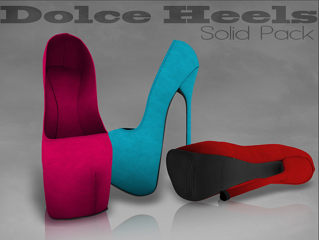 Dolce Heels Solid