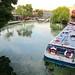 Boats by Camden Lock