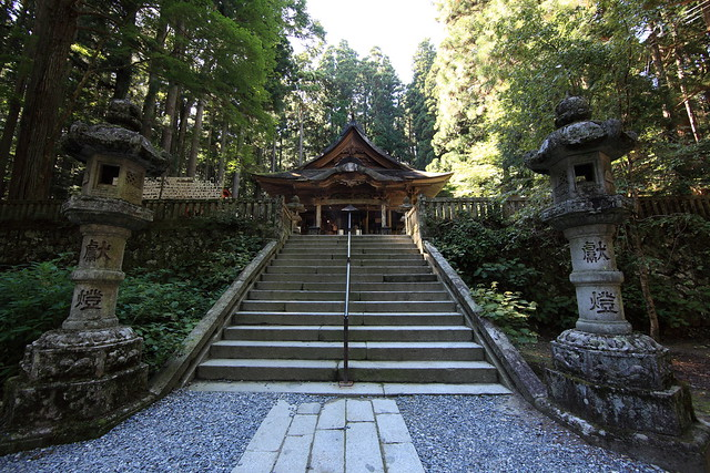 Kohzen-ji(temple) / 光前寺(こうぜんじ)