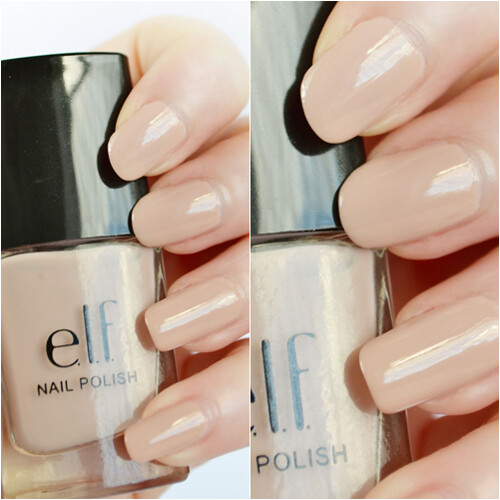 e.l.f Innocent nail polish