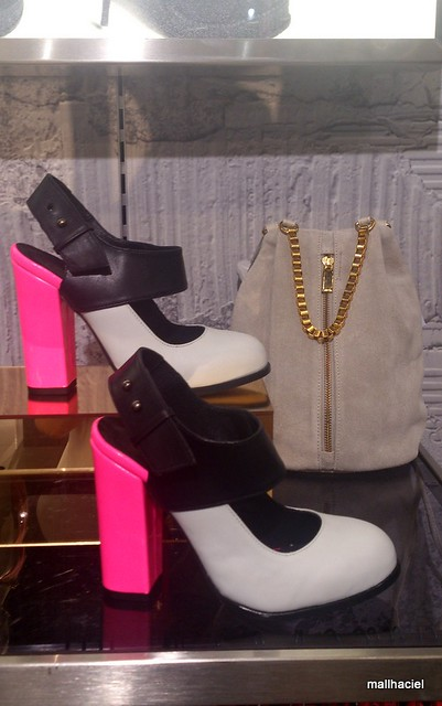 Topshop Sydney - Shoes and Bag