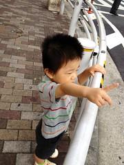 朝散歩 (2012/10/2)