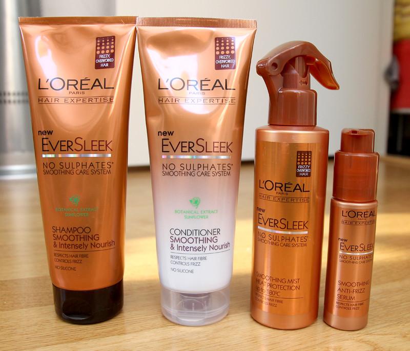L'oréal hair expertise ever sleek