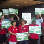 Nurses, Healthcare Workers in 13 Countries Join Global Day of Action for a Healthy Economy