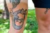 Ouroboros Tattoo by Megan