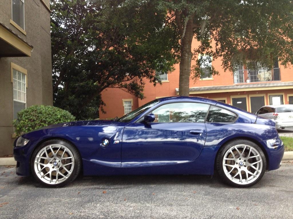 Z4 E85 E86 Fs 2006 Z4m Coupe Interlagos Blue 73k Miles