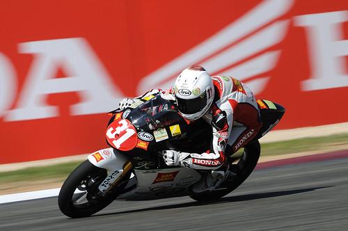 Moto3 125GP Matteo Ferrari