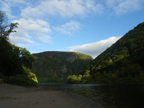 Beautiful Delaware Water Gap by muz4now