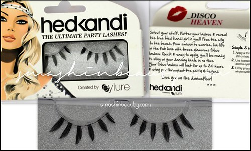 Hed Kandi Disco heaven Lashes review photos