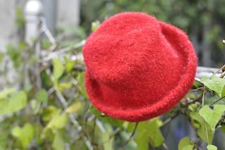 Felted Hat Fascinator
