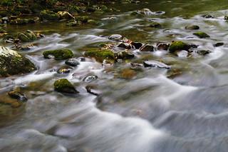 Smokemont creek