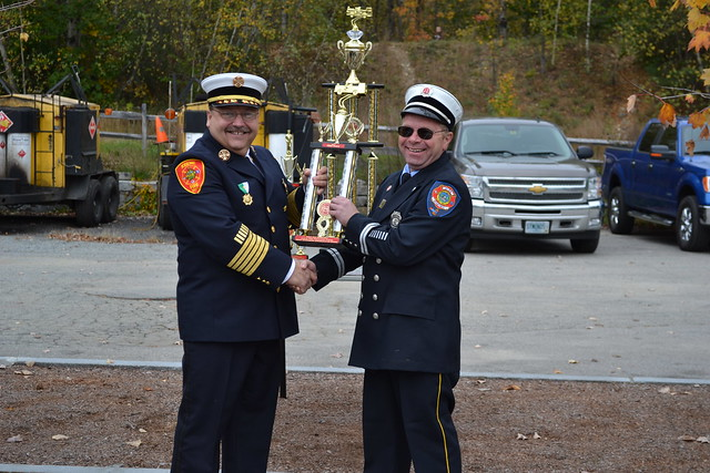 2012 Best Appearing Apparatus In State Chesterfield Tower 1