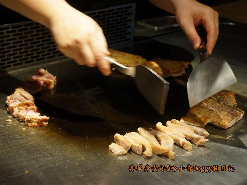 王品集團平價鐵板燒hot 7新鉄板料理23