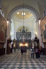 In der St.-Nicolas-Kirche