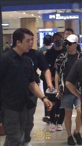 BIGBANG arrival Seoul ICN from Chengdu 2016-07-04 (64)